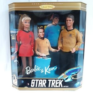Barbie Star Trek Collector Edition 1996